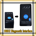 NEW Super Mini ELM327 Bluetooth OBD-II OBD Can with Power Switch ELM 327 OBD2 Diagnostic interface, Free shipping