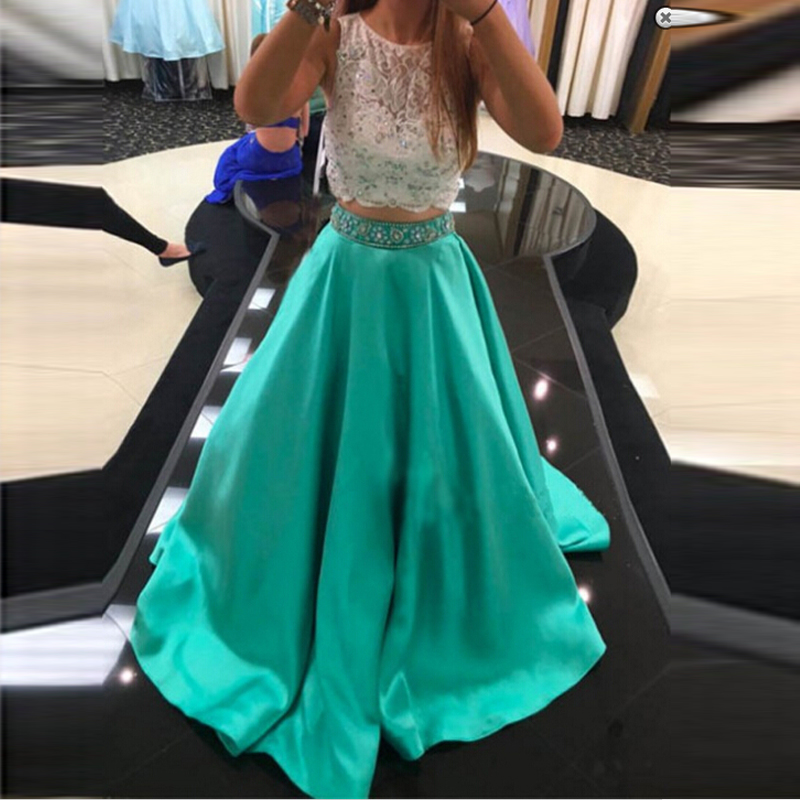 Green Junior Plus Size Prom Dresses Fashion Dresses