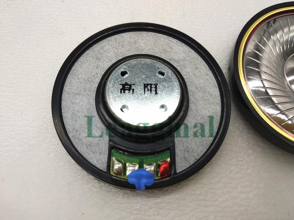 50mm zvučnička jedinica Plated berilij jedinica Visoka analiza - Prijenosni audio i video - Foto 2