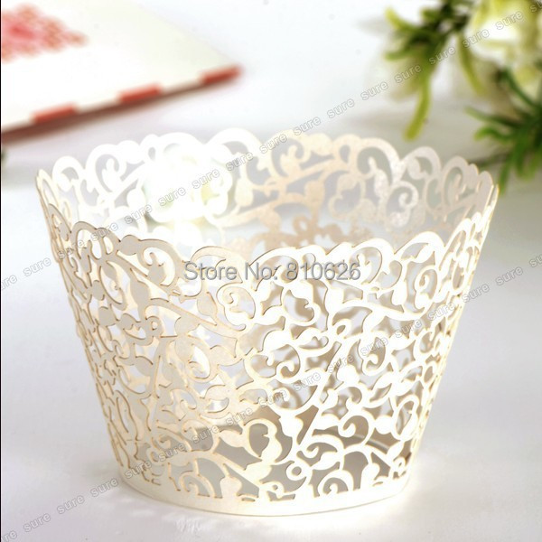 Popular Lace Cupcake Wrappers-Buy Cheap Lace Cupcake Wrappers lots ...