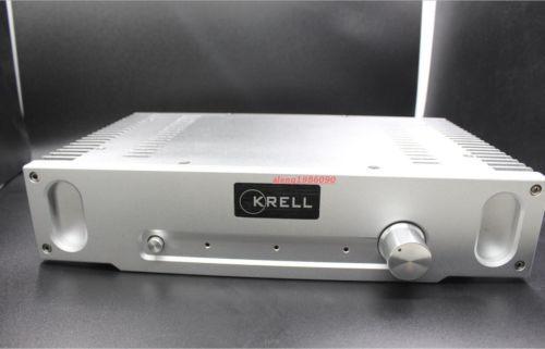 Silver class A Hood 1969 gold seal Class A amplifier 10W+10W 110/220V