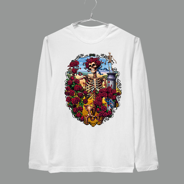 The grateful dead knocking on heaven\u0027s door full long sleeves brand new tee shirt & The grateful dead knocking on heaven\u0027s door full long sleeves ...