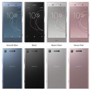 Image 5 - סמארטפון מקורי Sony X peria XZ1 G8342/G8341 64G ROM 4G RAM 19MP אוקטה Core NFC אנדרואיד 7.1 טלפון נייד 2700mAh אנדרואיד