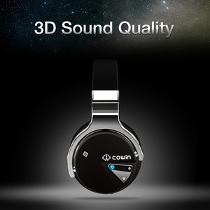 Image 3 - Cowin E7 ANC Bluetooth Headphones Active Noise Cancelling Headphone Wireless Headset 30 hours Over ear with microphone Deep bass