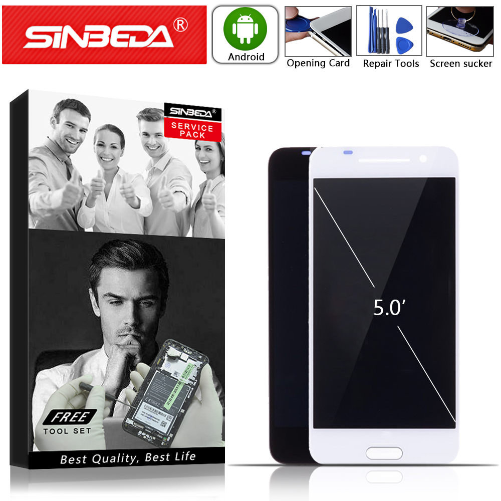 5.0Sinbeda LCD For HTC One A9 LCD Display Touch Screen Digitizer For HTC One A9 LCD Display For HTC A9 LCD Replacement Parts5.0Sinbeda LCD For HTC One A9 LCD Display Touch Screen Digitizer For HTC One A9 LCD Display For HTC A9 LCD Replacement Parts