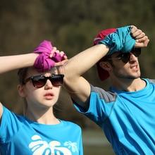 31x75cm Sports Towel Outdoor Camping Travel Swimming Microfi