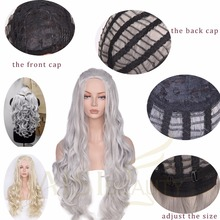 Daenerys Targaryen Wig for Cosplay – Synthetic Fiber