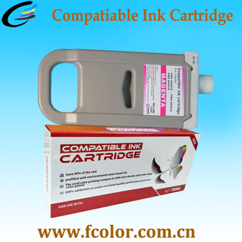 8 Colors PFI-53 PFI-57 Cartridge For Canon Pro-520s Pro-540s Pro-560s Printer Ink Cartridges 700ml