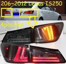 Amortecedor da lâmpada para is250 lanterna traseira, 2006 2007 2008 2009 2010 2011 2012, acessórios do carro, is250 luz traseira, is250 luz de nevoeiro, is250