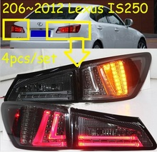 bumper lamp for IS250 taillight,2006 2007 2008 2009 2010 2011 2012,car accessories,IS250 rear light,IS250 Fog light,IS250