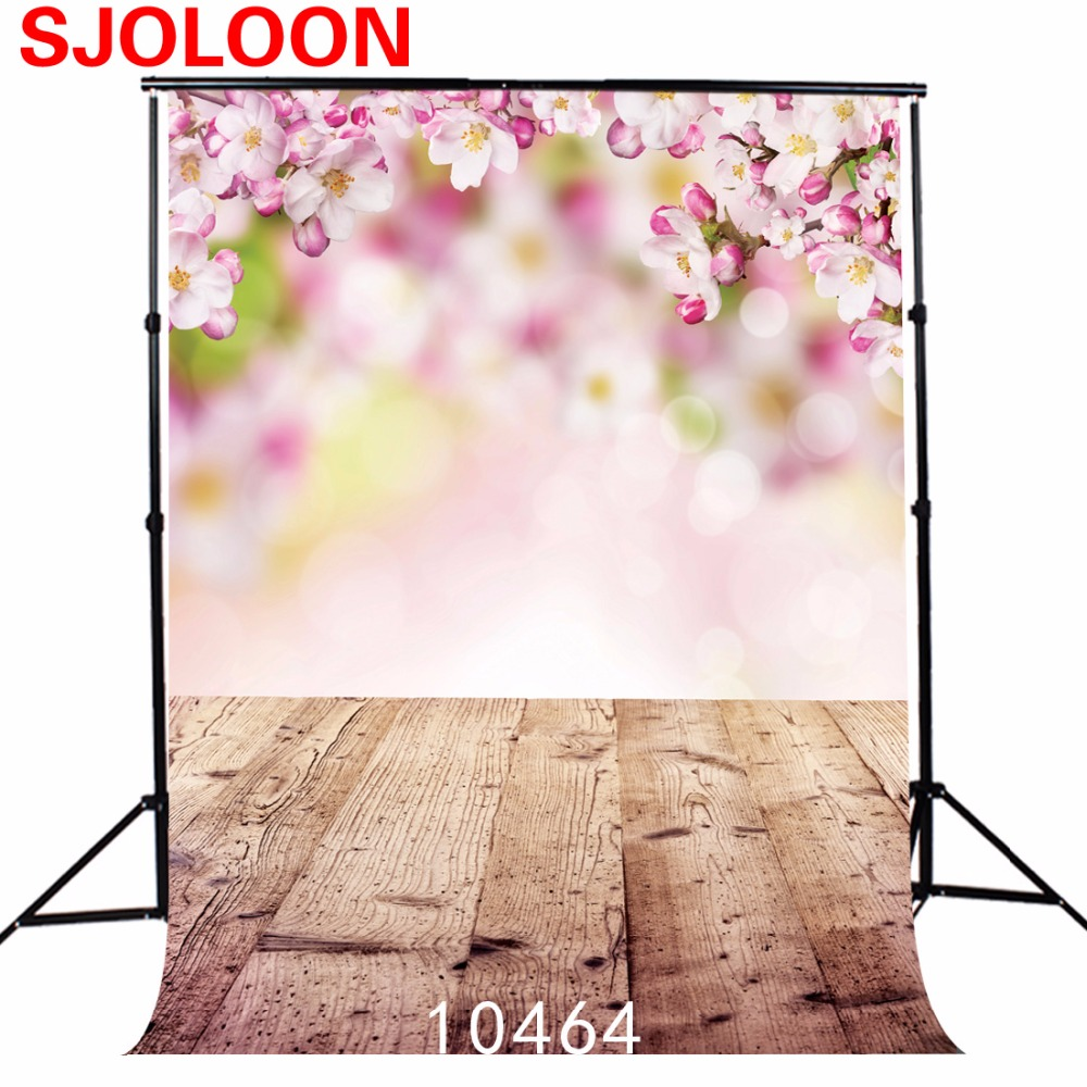 Spring children  photography background 150x210cm  Fond studio photo vinyle  Photography backdrops Photo background SJOLOON