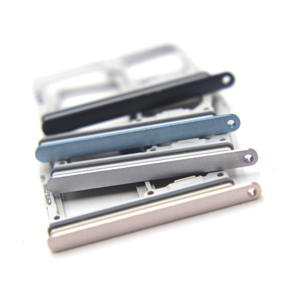 SIM / Micro SD Card Tray Holder Replace Part For <font><b>LG</b></font> <font><b>G6</b></font> H871 H872 LS993 VS998 <font><b>H873</b></font> H870K H870 SIM Card Tray image