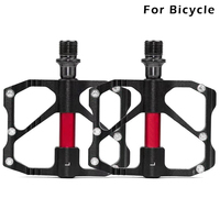 Yeni bisiklet pedalı alüminyum alaşımlı hafif bisiklet pedalları dağ bisikleti için BN99