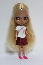 Kostenloser Versand Top rabatt DIY Nude Blyth Puppe nr. 112 puppe limitierte geschenk sonderpreis günstiges angebot spielzeug