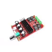 XH-M190 TDA3116D2 High Power Digital Amplifier Board, TPA3116 Dual Channel 12-24V