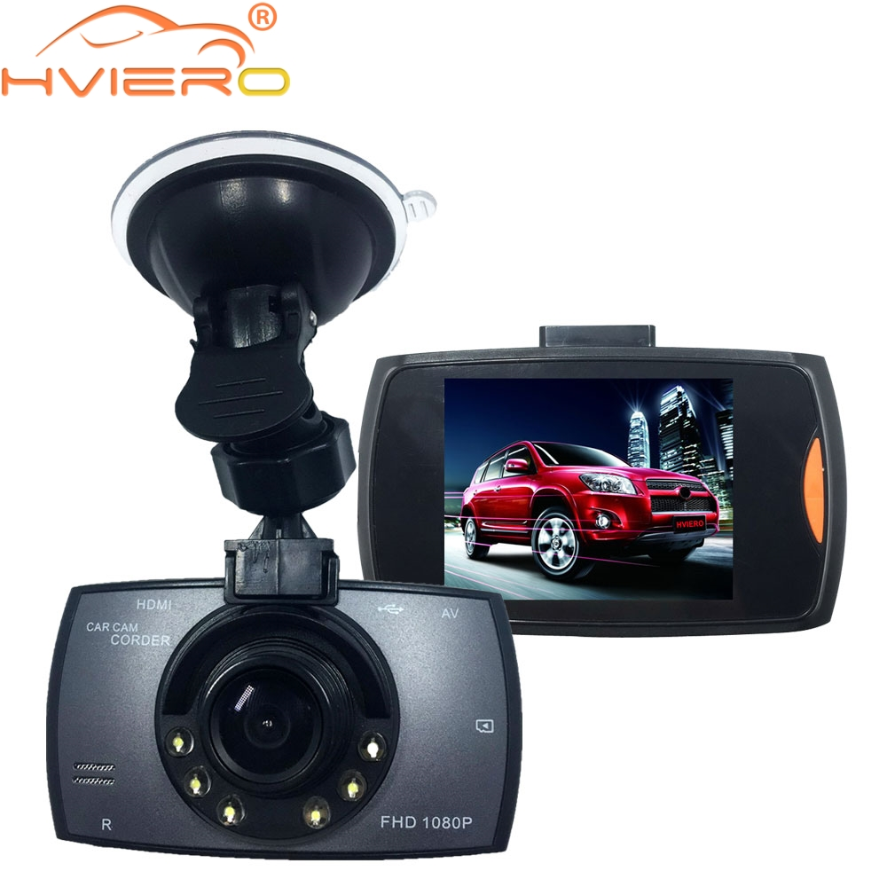 Full HD 2.7 LCD 1080P Original G30 Mașină DVR camă camă Camera Vision Vision Vehicul Data călătoriei Recorder Tachograph mini 500Mega