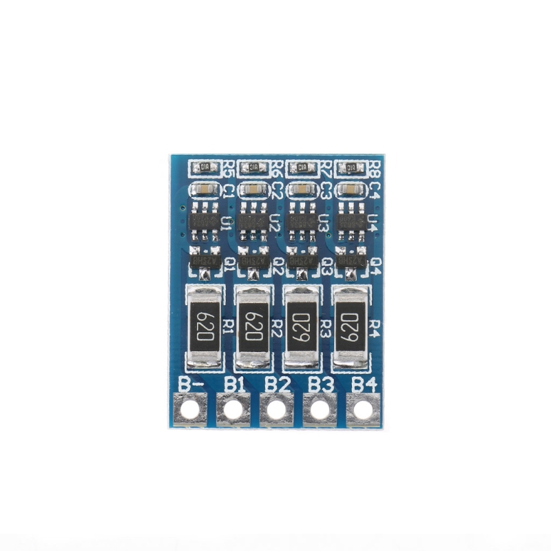 4S 4.2v li-ion balancer board li-ion balncing full charge battery balance board Drop shi ...