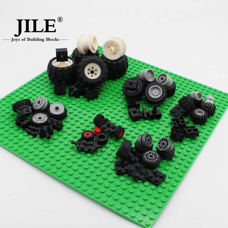 WANGGE Free Shipping!MOC DIY building enlighten block bricks Compatible With Assembles Particles wheels for car free shipping diamond diy enlighten block bricks compatible with lego assembles particles