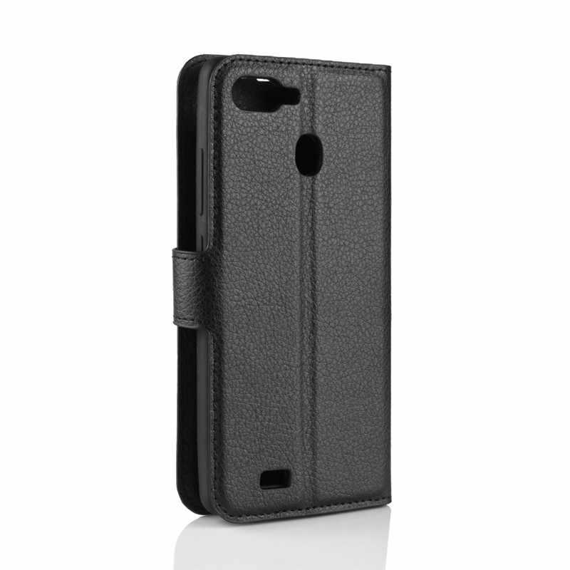 "Blackview A20 Pro กรณี Blackview A20 5.5 ""โทรศัพท์หนังกรณีสำหรับ Blackview A20 Pro 20 A20Pro กรณีพลิกกลับปกคลุมผิว"