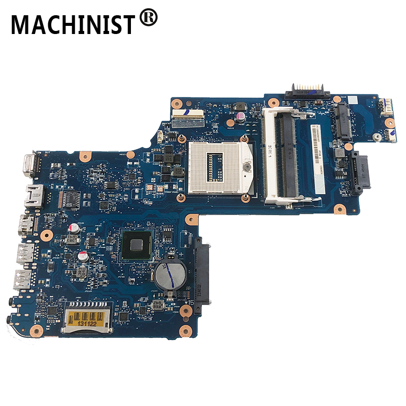 Original  For Toshiba satellite C50-A C50 laptop motherboard PGA947 HM86 DDR3L H000063020 PT10S UMA MB REV:2.1 100% fully TestedOriginal  For Toshiba satellite C50-A C50 laptop motherboard PGA947 HM86 DDR3L H000063020 PT10S UMA MB REV:2.1 100% fully Tested