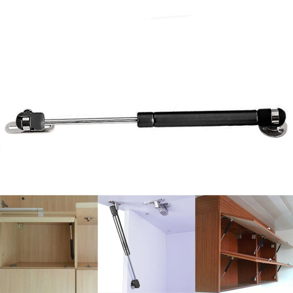 New 1 pc 100N/10KG Door Lift Pneumatic Support Hydraulic Gas Spring Stay for Kitchen