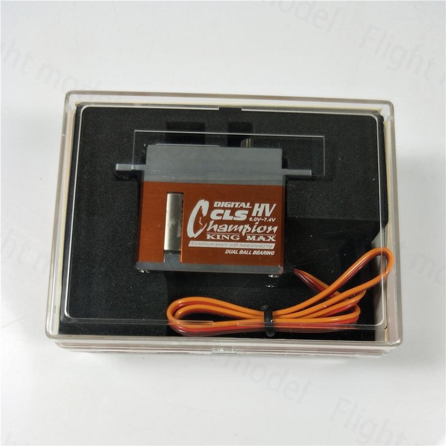 1pc KINGMAX 11.3kg.cm CLS4411HHV Digital Coreless Mini Servo For 500 Class Heli ручки benu 11 3 26 1 0 n cls