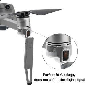 Image 3 - DJI Mavic 2 Pro/Zoom Anti şok DJI Mavic 2 Drone Yüksekliği Genişletilmiş Arka Ayak yükseltmek Koruyucu Aksesuarları