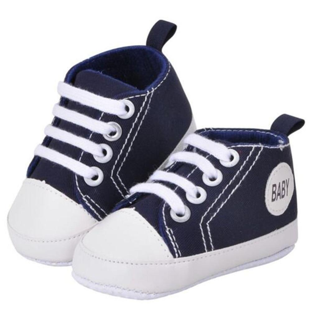 c8242686f7157 SDMOCCS Marque Bébé Garçon Chaussures Nouveau-Né Enfants En Bas Âge ...