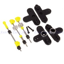 81027 Brake & Throttle Assembly For HSP RC 1/8 Nitro Car Buggy Truck Spare Parts