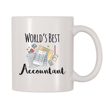 Gift for accountants mug
