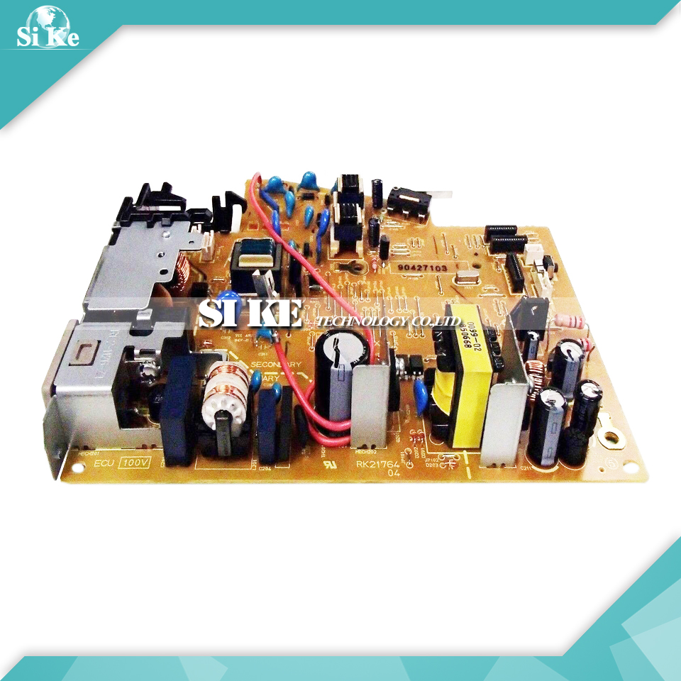 LaserJet Engine Control Power Board For HP P1505 P1505N RM1-4628 RM1-4627 HP1505 1505 1505N Voltage Power Supply Board laserjet printer engine control power board for hp 1160 1320 1320n rm1 1243 rm1 1242 hp1160 hp1320 voltage power supply board