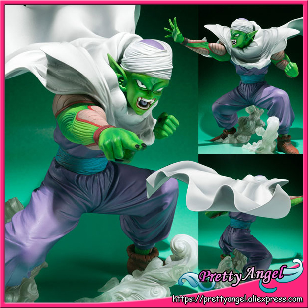 Japan Anime Original Bandai Tamashii Nations Figuarts ZERO Dragon Ball Z Collection Figure - Piccolo цена и фото