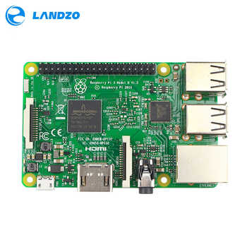 Raspberry Pi 3 Model B Motherboard  1GB LPDDR2 BCM2837 Quad-Core Ras PI3 B,PI 3B,PI 3 B with WiFi&Bluetooth - DISCOUNT ITEM  16% OFF All Category