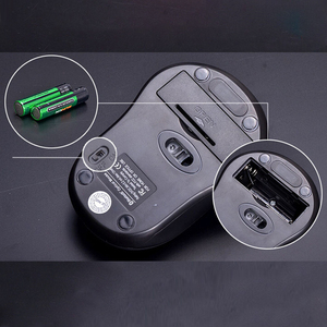 Image 3 - Wireless optical mouse 1600 DPI USB Optical Wireless Computer Mouse with 2.4G Receiver MIni Mouse For PC Laptop