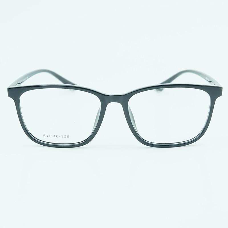 0cd06ddfa9 Aliexpress.com   Buy TR90 Square Men Spectacles Frame Computer Goggles  Super Light Plastic Reading Glasses Frame Women Prescription Eyeglass Frames  from ...