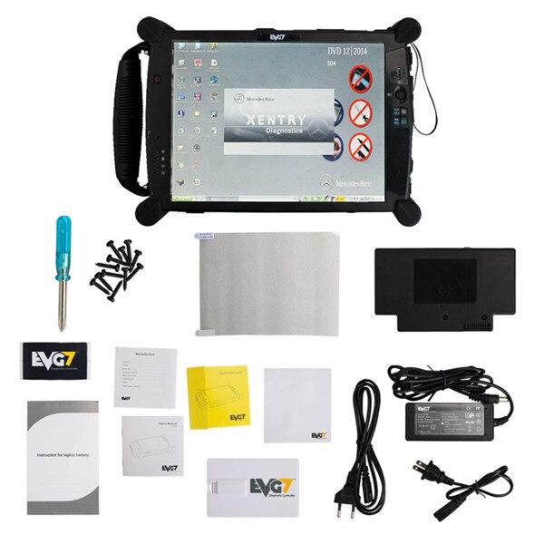 Prix pour EVG7 DL46/HDD500GB/DDR2GB 2 GB De Diagnostic EVG7 DL46/HDD500GB/DDR4GB 4 GB Contrôleur Tablet PC