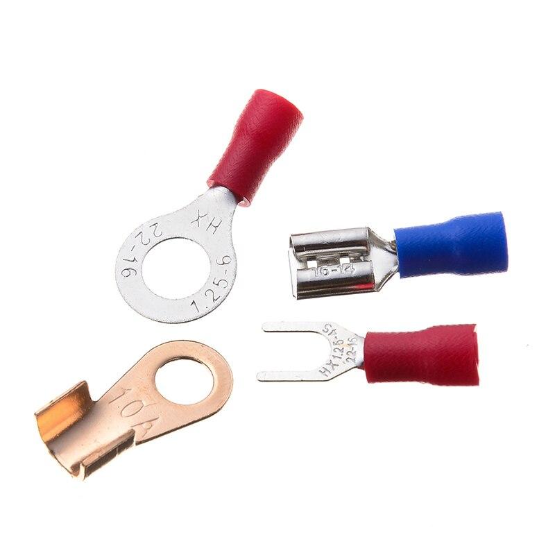 Male Spade Isolierte Crimp Elektrische Steckverbinder Kabelanschluss Female