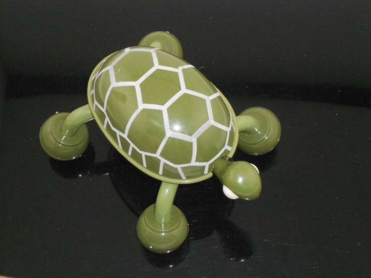 Turtle Toy Massager Shake Slimming Cellulite Body Massager Beauty Health Tool for Hip Neck Face Head Foot 4