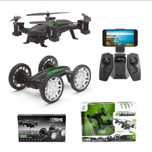 One Key to Return Multifunction Mini Drone FY602 High speed vehicle With 0.3MP WIFI Camera Air Pressure Setting RC helicopter