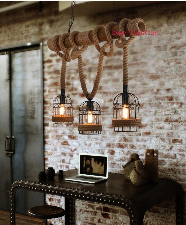 Lamparas vintage lampara vintage filamento globo led w g for Lamparas de bombillas colgantes