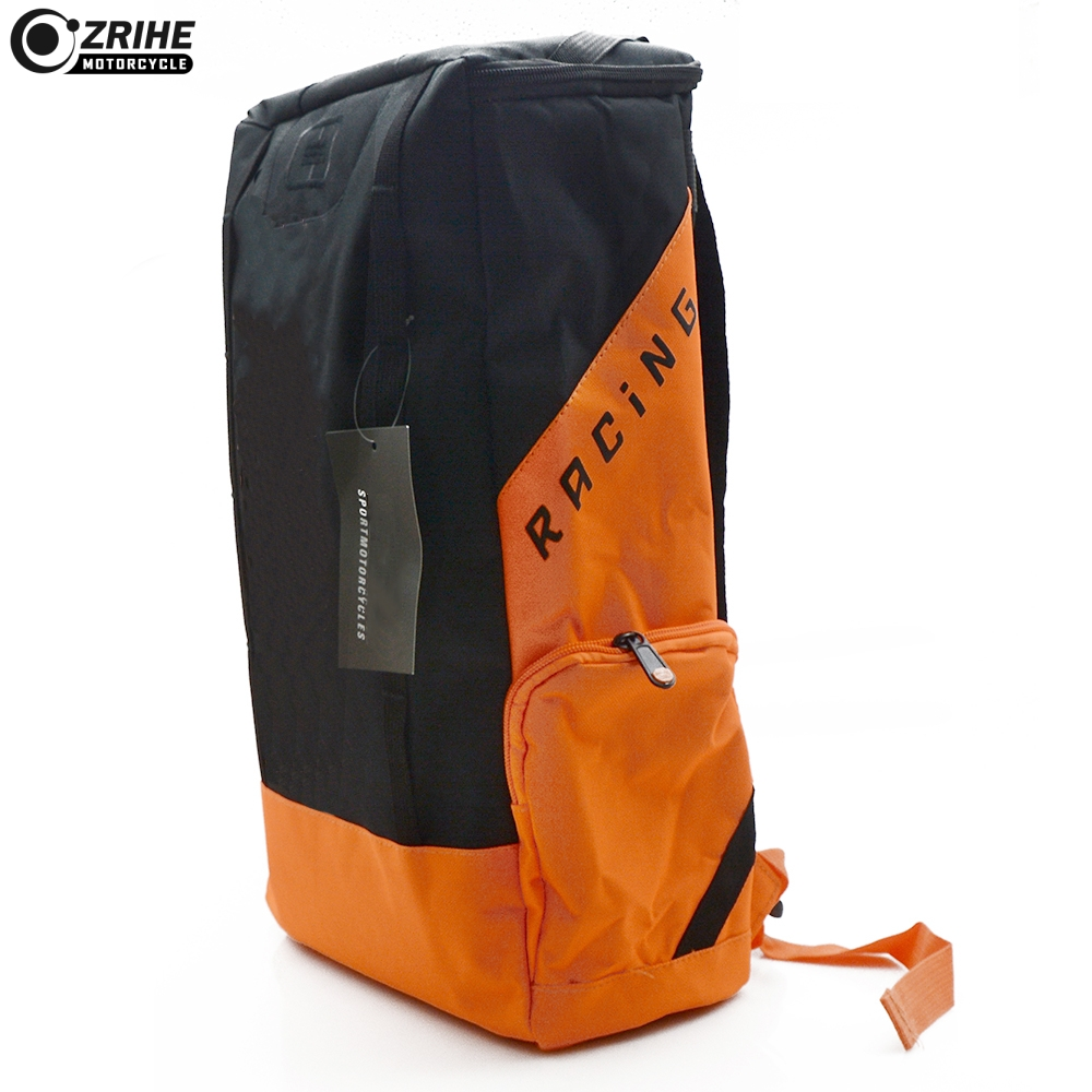 For KTM Motorcycle Luggage Motorcycle Riding Backpack Multifunctional Mountain biking Outdoor sports backpack Leisure travel bag