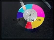 6 segmento 40 mm rueda de color del proyector para Benq MS500 MX501 TX501 TS500