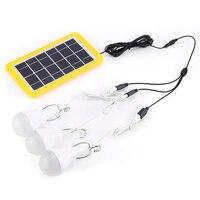 Control de luz Solar lámpara de emergencia iluminación al aire libre llevó energía Solar lámpara luz Solar camino luz para jardín