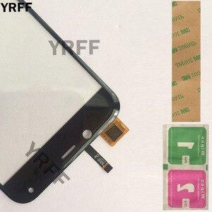 "Image 5 - 5.0 ""모바일 터치 스크린 터치 스크린 cubot 매직 터치 스크린 센서 디지타이저 교체 전면 유리 수리 3 m 접착제"