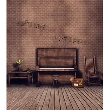 New arrival Indoor photography background art brick wall photo backdrops for family photo studio camera fotografia props CM-6730