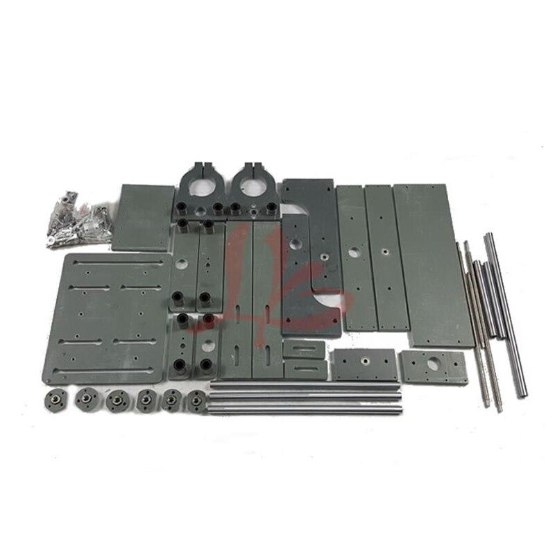 CNC pièces de Machine CNC 2020 cadre sans moteur pour CNC routeur bricolage