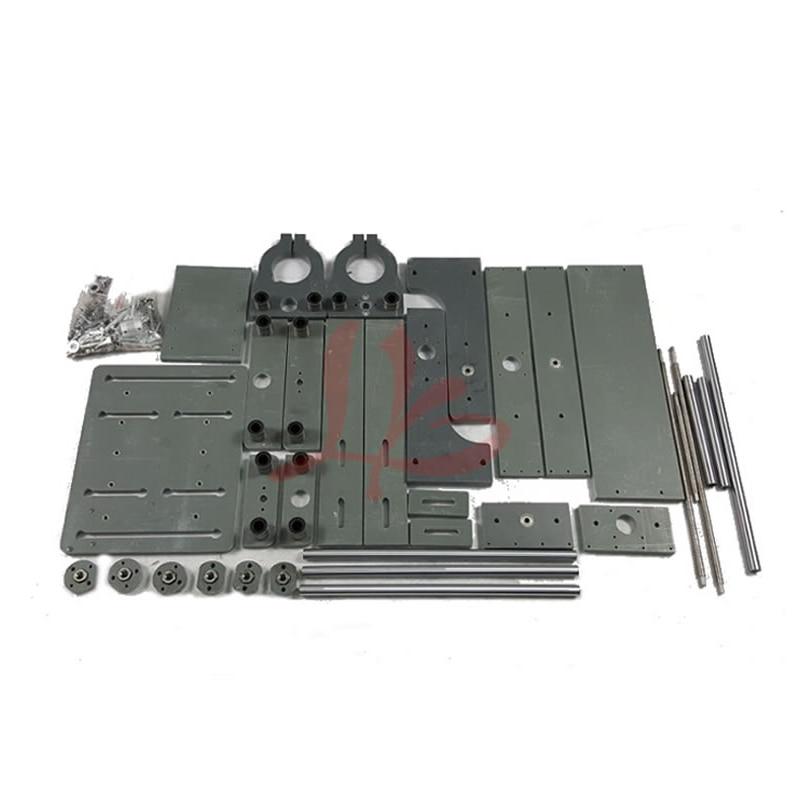 CNC Machine Parts CNC 2020 Frame Without Motor for CNC Router DIY цена
