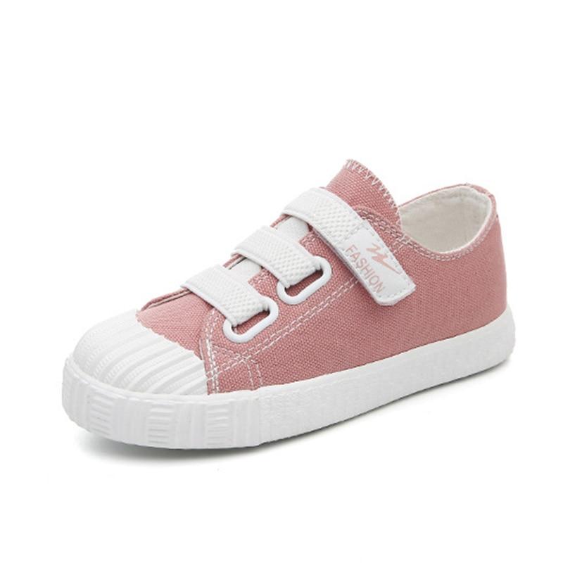 Kindermode Canvas schoenen voor meisjes Jongens Light Solid antislip - Kinderschoenen - Foto 2