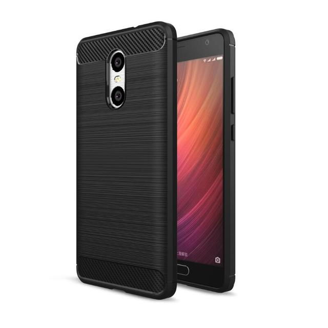 new arrival e1428 99d6d US $4.0  For xiaomi redmi pro Case New slim Hybrid Super armor Carbon Fiber  Texture Brushed Silicon tpu Cover mi max phone case ( XX89 )-in Fitted ...