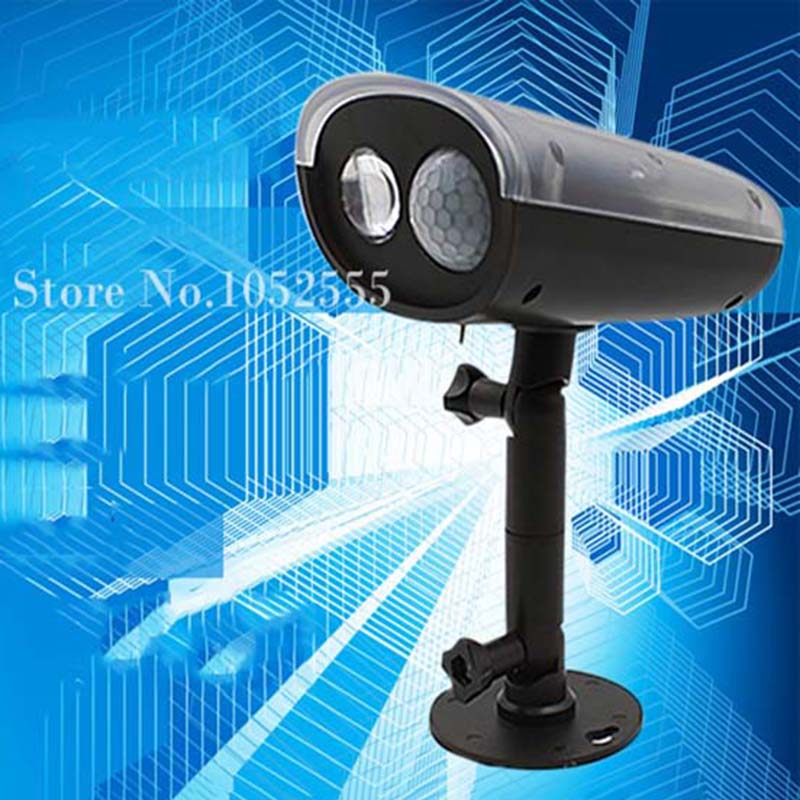 ФОТО Solar Power LED Spotlight Montion Sensor Activated Security Wall Flood Path Garden Lamp Led Light Waterproof HM203